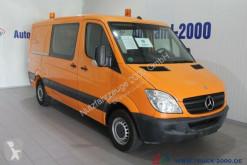 Fourgon utilitaire Mercedes Sprinter 313 CDI Sprinter Mixto Lang 5 Sitz AHK *TÜV NEU*