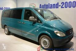 Veículo utilitário Mercedes Vito Vito 111 CDI Extra Lang Autom. 8 Sitze *TÜV NEU* combi usado