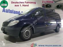 Kombi Mercedes Vito Vito 115 CDI Extra Lang 7 Sitze 2x Klima TÜV NEU