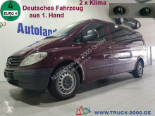 Mercedes Vito Vito 115 CDI Extra Lang 7 Sitze 2x Klima TÜV NEU used combi