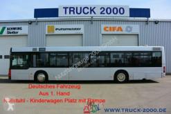 Buss MAN Lion's City A21 (NL263) 38 Sitz- & 52 Stehplätze för linje begagnad
