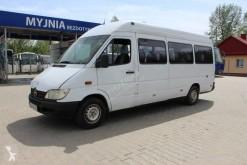 Autobús Mercedes SPRINTER 313 CDI minibús usado