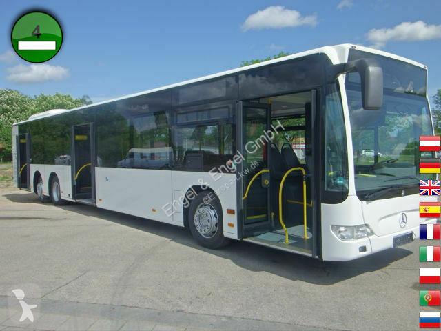 Voir les photos Autobus Mercedes O530 L - 3-TÜRER KLIMA