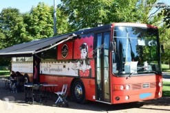autobús Van Hool bus foodtruck , version « Diner's Américain
