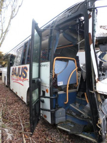 Irisbus Recreo bus damaged