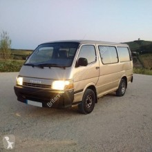 camioneta minibus Toyota
