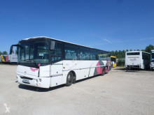 Irisbus Axer bus damaged intercity