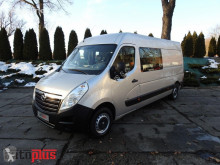 Opel MOVANO FURGON BRYGADOWY microbuz second-hand