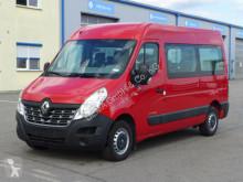 Renault Master*Euro 6*Schalter*Klima*9.Sitze*TÜV* használt minibusz
