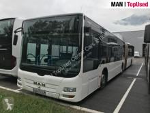 MAN city bus MAN A23 18 mètres, 4 portes
