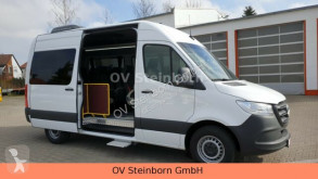 Mercedes midi-bus Sprinter 9 Schlafsessel PKW VIP in Stock