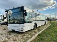 Autobús MAN NL283/EXP\3T\E usado
