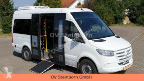 Autobús de línea Mercedes Sprinter 414 City Frontniederflur Lagerfahrzeug