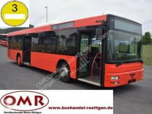 Autóbusz MAN A 21 / original Kilometer / 530 / A20 / Klima használt vonalon közlekedő