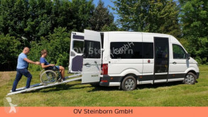 Midibus MAN TGE 3.140 Elektro Bürgerbus Lagerfahrzeug