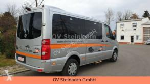 Volkswagen Crafter 35, 14 Sitzer Doppel AC használt midibusz