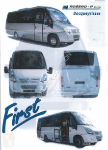 Autobús Iveco Daily 70C17 minibús usado