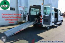 Autobús minibús Mercedes Sprinter 315CDI 9Sitze+Rollstuhlrampe+Scheckhe