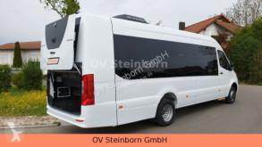 Mercedes Sprinter 516 Lagerfahrzeug 22 Sitze XXL midibus novo