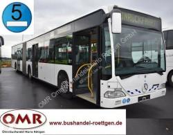 Autobus Mercedes O 530 G Citaro CNG/Erdgas/Lion´s City/EEV/Klima de ligne occasion