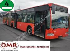 Bus linje Mercedes O 530 G Citaro / A 23 / Klima / Lion`s City