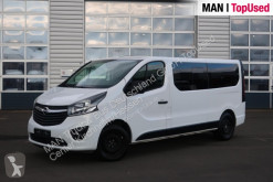 Furgoneta Opel VIVARO-B 5-Sitzer, Navi,Klima furgoneta furgón usada