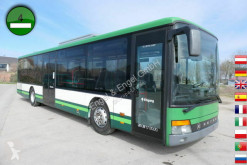 Setra EVOBUS S315 NF MATRIX STANDHEIZUNG EURO-4 DPF bus used city