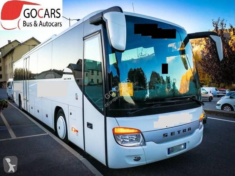 Voir les photos Autobus Setra 416 GT 55+1+1+WC
