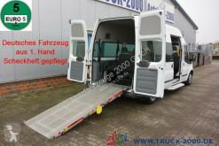 Ford Transit 125T300 9 Sitze & Rollstuhlrampe 1. Hand minibus occasion