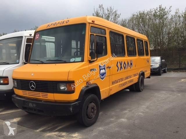 Voir les photos Autobus Mercedes Vario 609