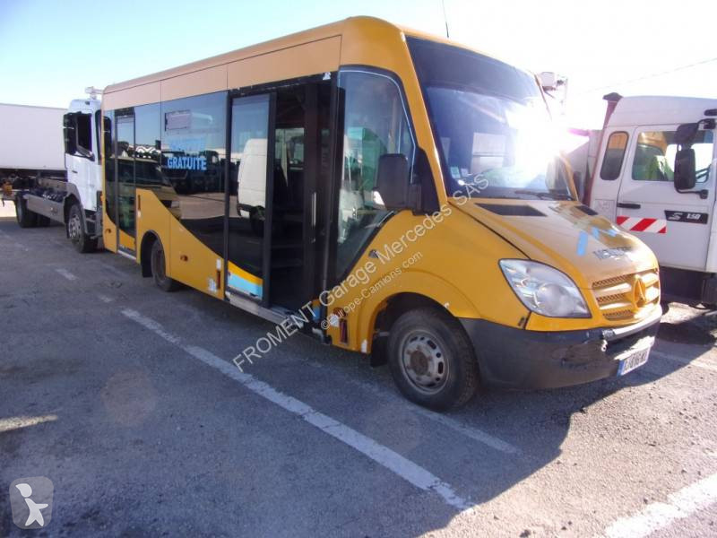 View images Mercedes Sprinter CITYBUS 413 bus