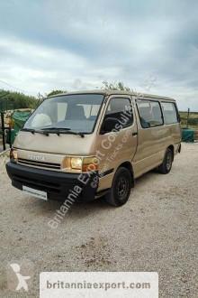 Toyota Hiace H15 minibus usado