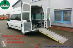 Autobús Ford Transit 125T300 6 Sitze & Rollstuhlrampe 1.Hand minibús usado