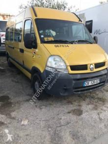 Renault Master 15 places minibus usato