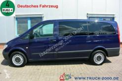 Furgoneta Mercedes Vito Vito 111 CDI Lang Automatik 8 Sitze TüV bis 6/23 combi usada