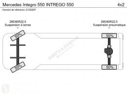 Voir les photos Autocar Mercedes Integro INTREGO 550 Top 2x