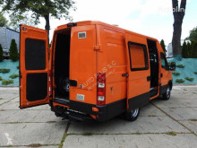 View images Iveco IVECODAILY35C13 FURGON BRYGADOWY 7 MIEJSC KLIMA PNEUMATYKA TEM bus