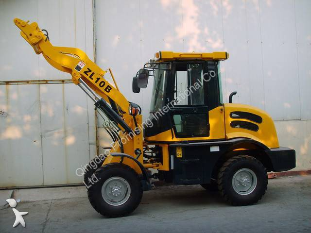 View images Dragon Machinery ZL10B loader