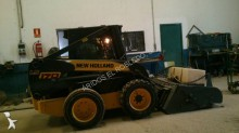 New Holland LS 170 LS 170 mini pala cargadora usada