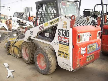 View images Bobcat S 130 S130 loader