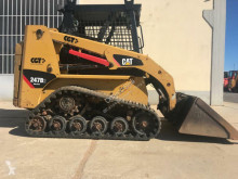 Caterpillar 247B2 used track loader