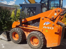 Doosan 440-PLUS mini-pá carregadora usada