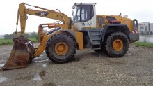 Liebherr 566 used wheel loader