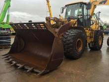 Caterpillar 966H tweedehands wiellader