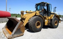 Caterpillar 950G 950 incarcator pe roti second-hand