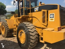 Caterpillar 966G Used CAT 966G 950G 950E 966H Loader pá carregadora sobre pneus usada