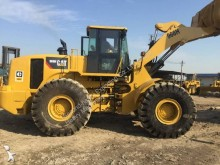 Caterpillar 966H Used CAT 950E 966 966G 966C 966E 966F 966H chargeuse sur pneus occasion