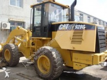 Caterpillar 928G CAT chargeuse sur pneus occasion