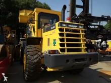 Pá carregadora Komatsu WA350-3E KOMATSU WA250 WA320 WA350 WA380 pá carregadora sobre pneus usada