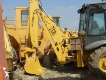 Incarcator pe roti JCB JCB 3CX 4CX Backhoe Loader